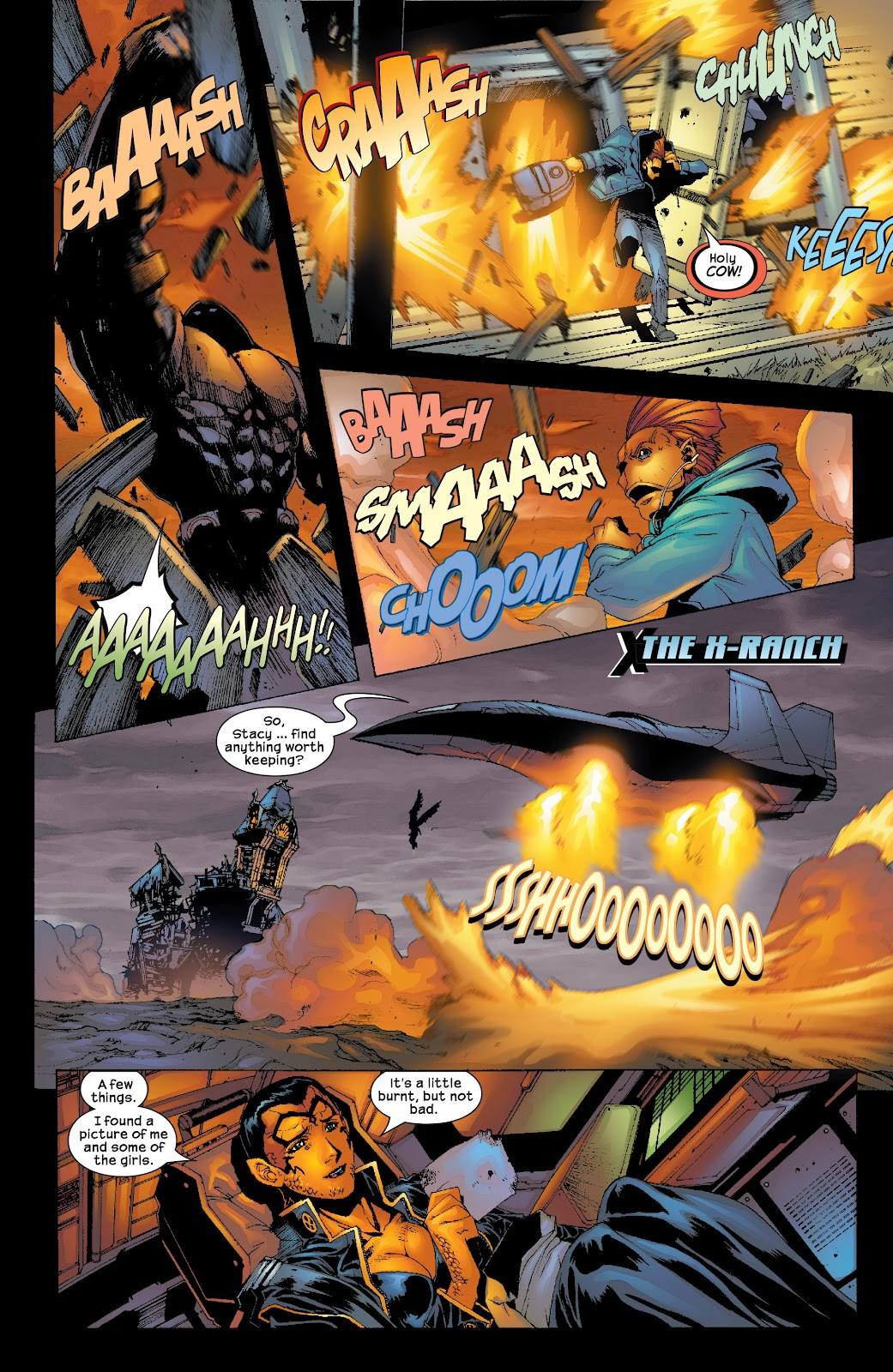 Read online X-Men: Unstoppable comic -  Issue # TPB (Part 2) - 67