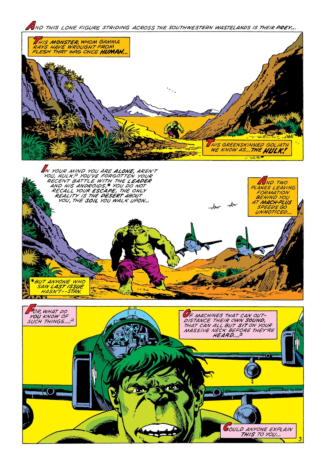 Read online Marvel Masterworks: The Incredible Hulk comic -  Issue # TPB 8 (Part 1) - 88