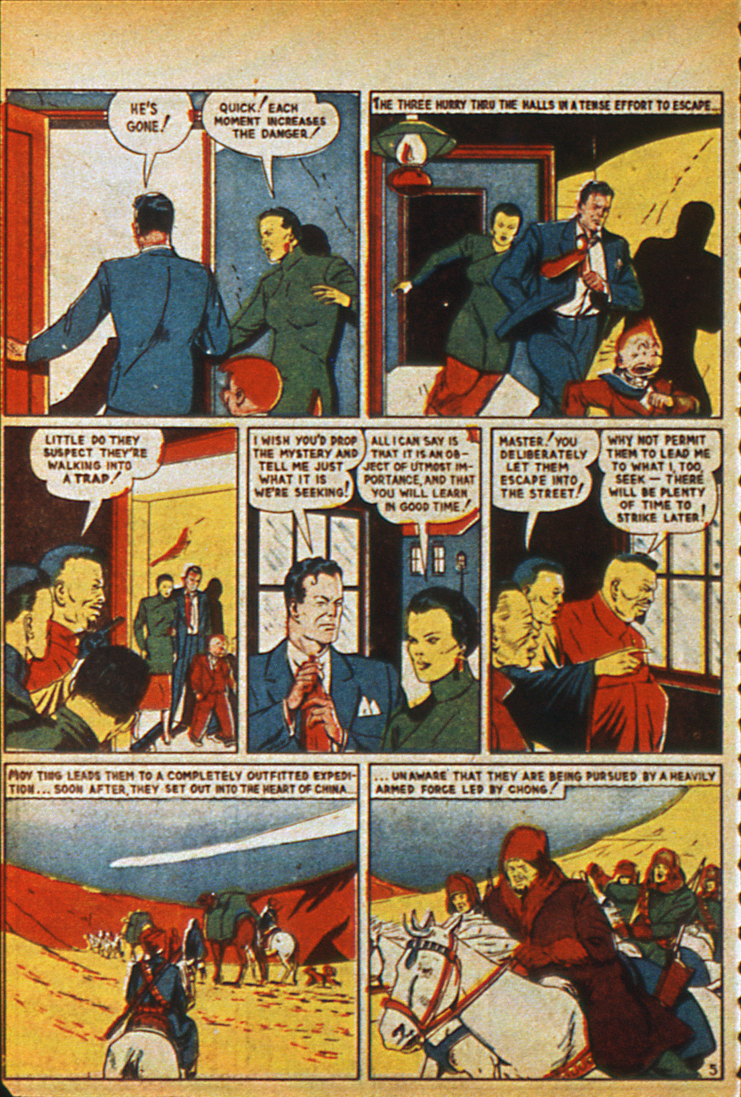 Read online Detective Comics (1937) comic -  Issue #36 - 60