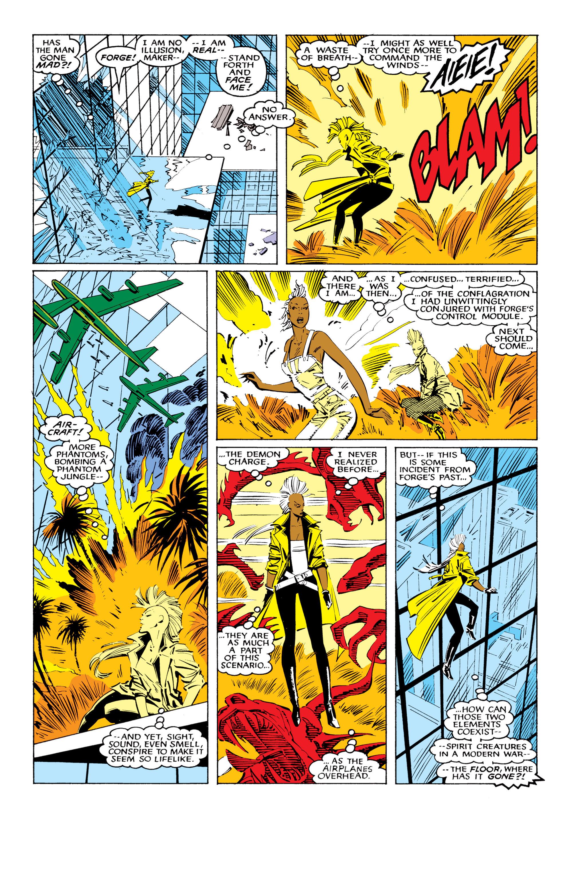 Read online Uncanny X-Men (1963) comic -  Issue #220 - 13