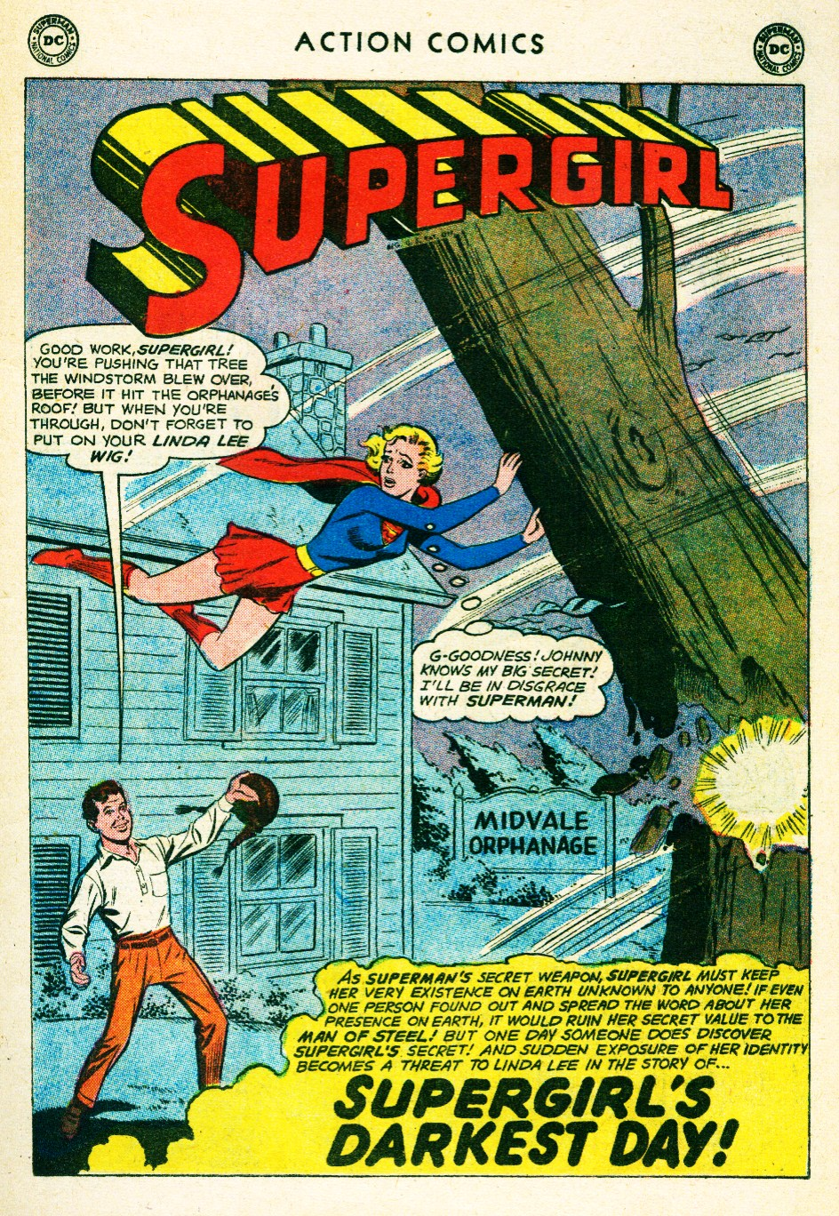 Read online Action Comics (1938) comic -  Issue #263 - 19