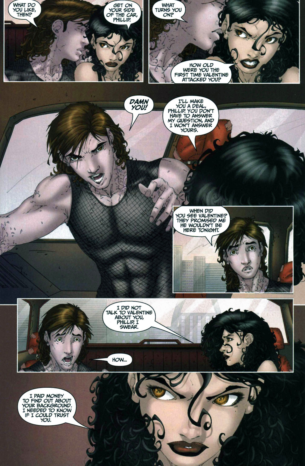 Read online Anita Blake, Vampire Hunter: Guilty Pleasures comic -  Issue #6 - 13
