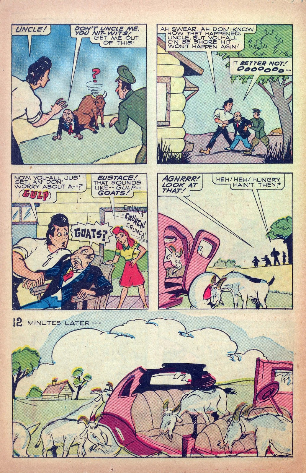 Read online Joker Comics comic -  Issue #21 - 26
