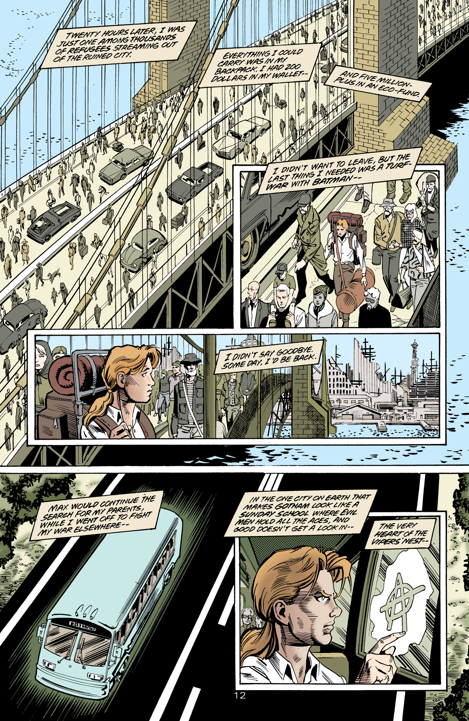 Read online Anarky (1999) comic -  Issue #1 - 13