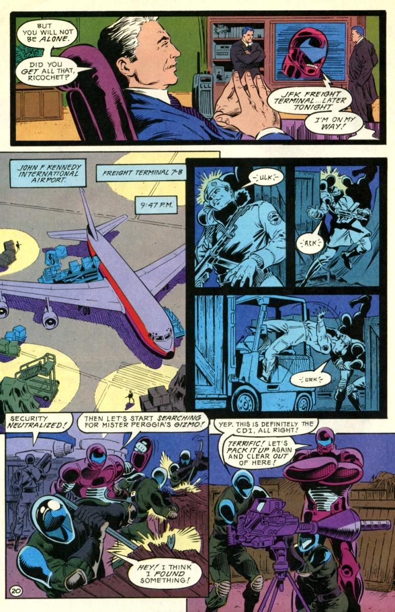 Read online Gunfire comic -  Issue #2 - 24