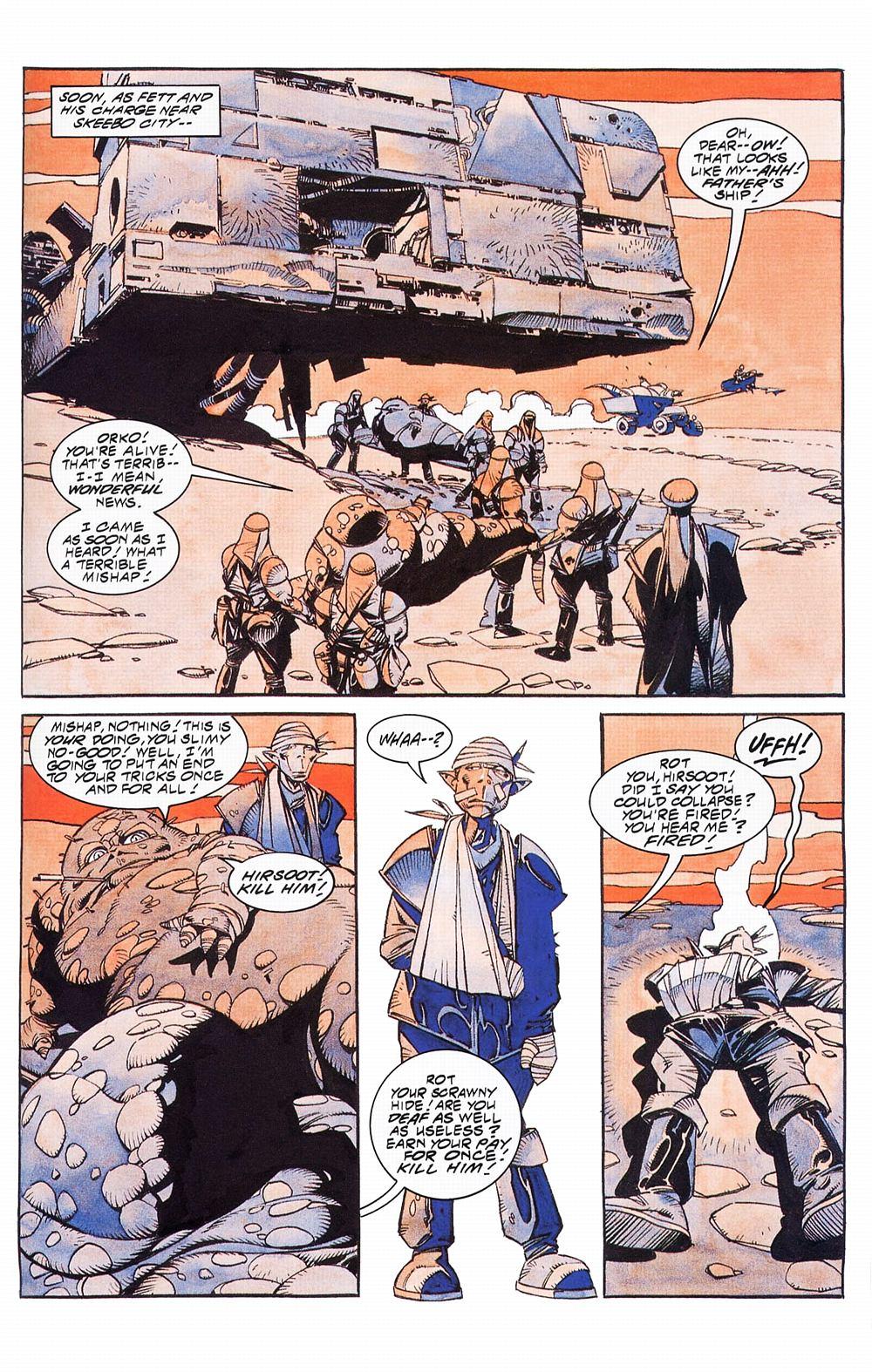 Read online Star Wars Omnibus comic -  Issue # Vol. 12 - 421