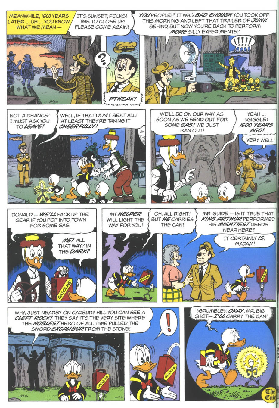 Walt Disney's Comics and Stories issue 609 - Page 66