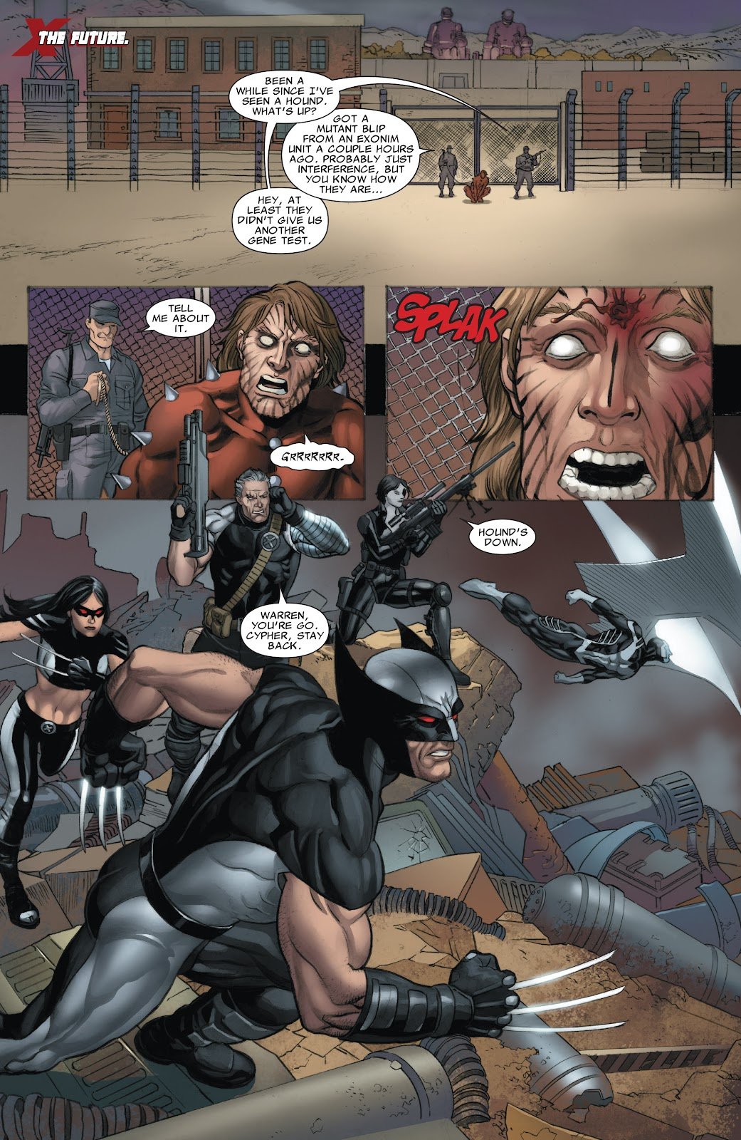 Read online X-Men: Second Coming comic -  Issue # _TPB (Part 3) - 60