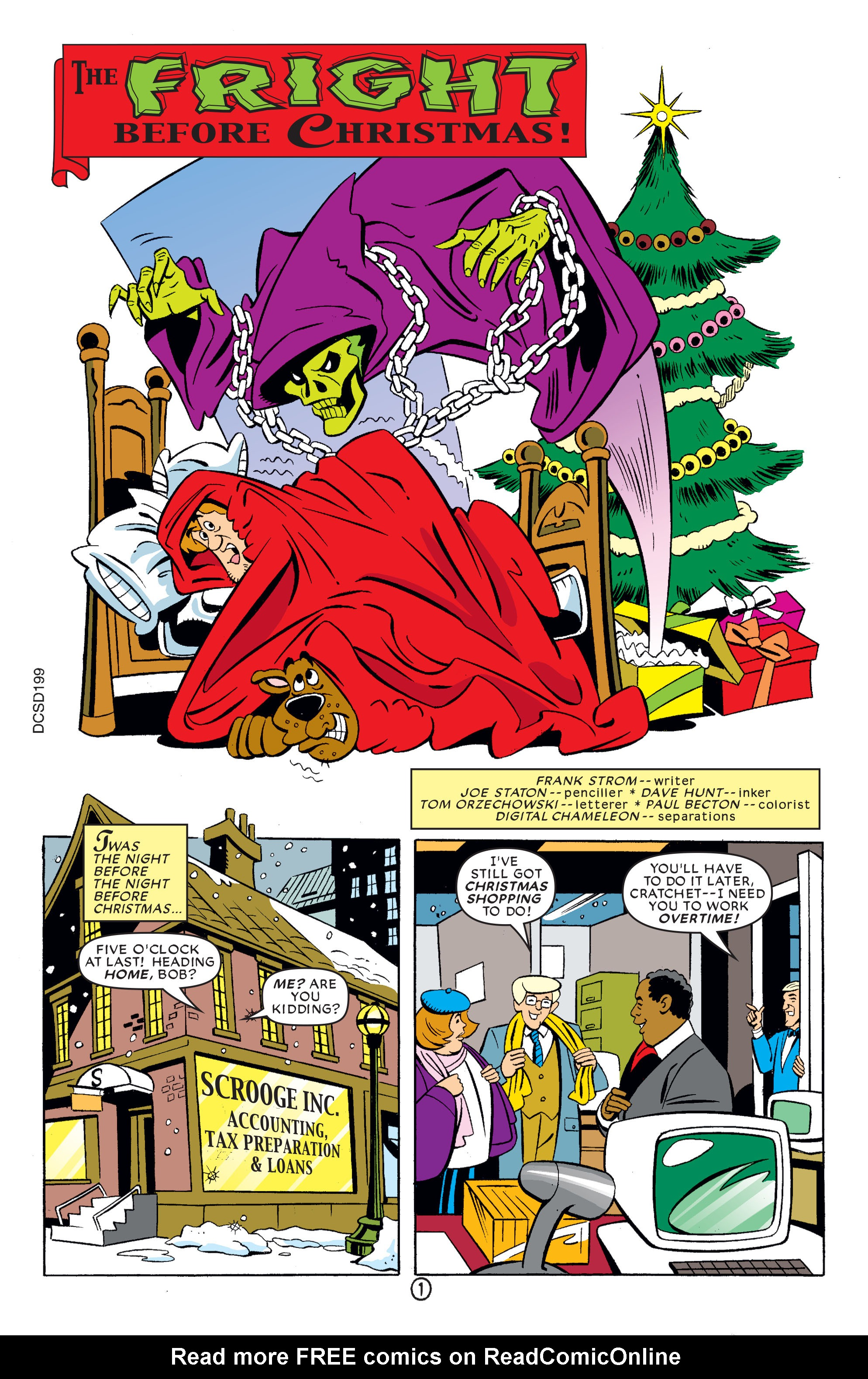 Read online Scooby-Doo (1997) comic -  Issue #67 - 14