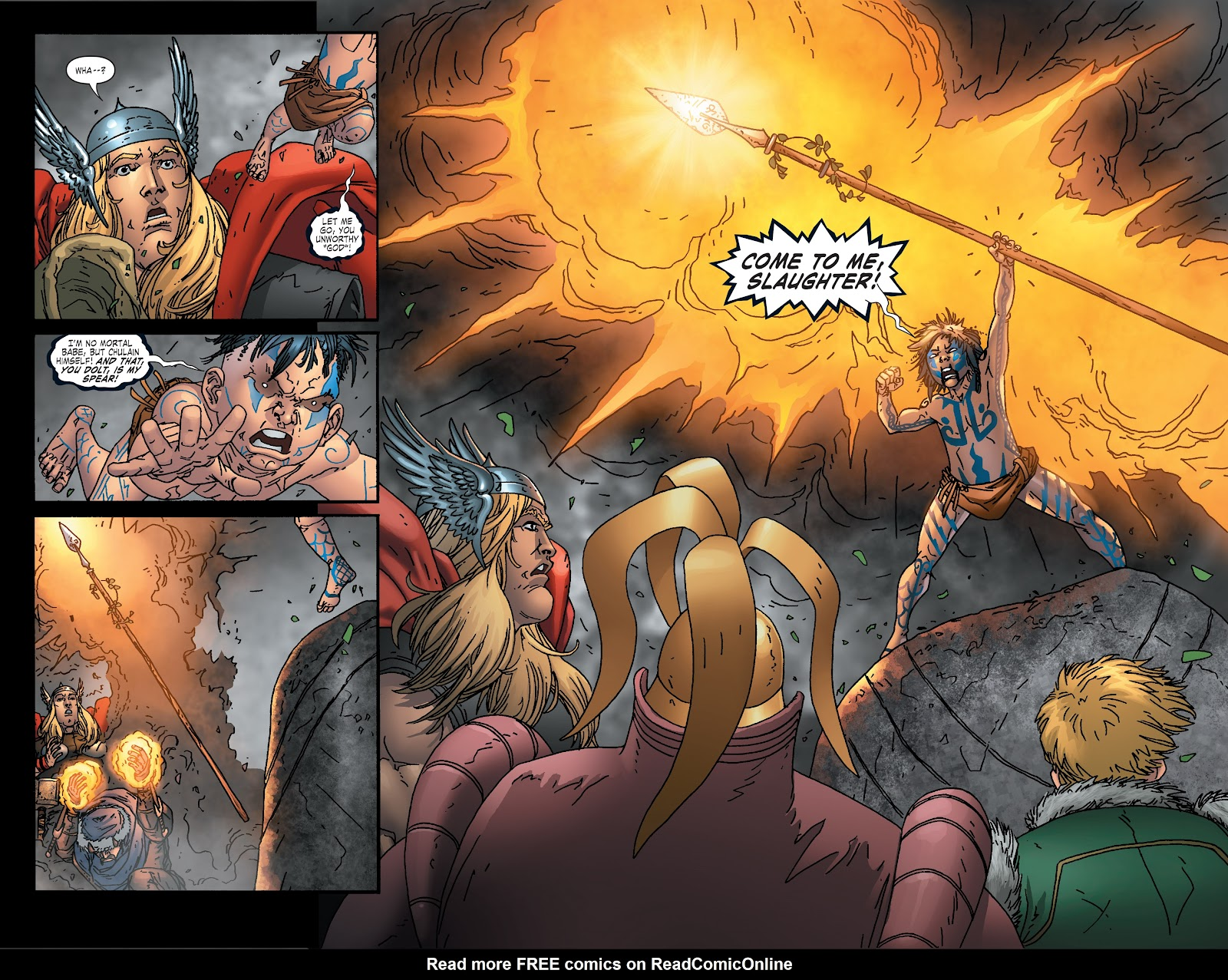 Read online Thor: Ragnaroks comic -  Issue # TPB (Part 1) - 88