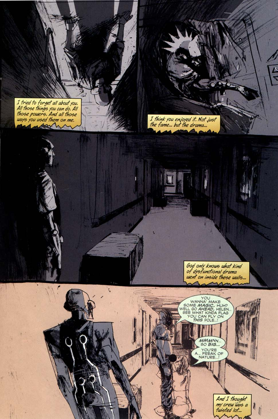 Read online Automatic Kafka comic -  Issue #8 - 11