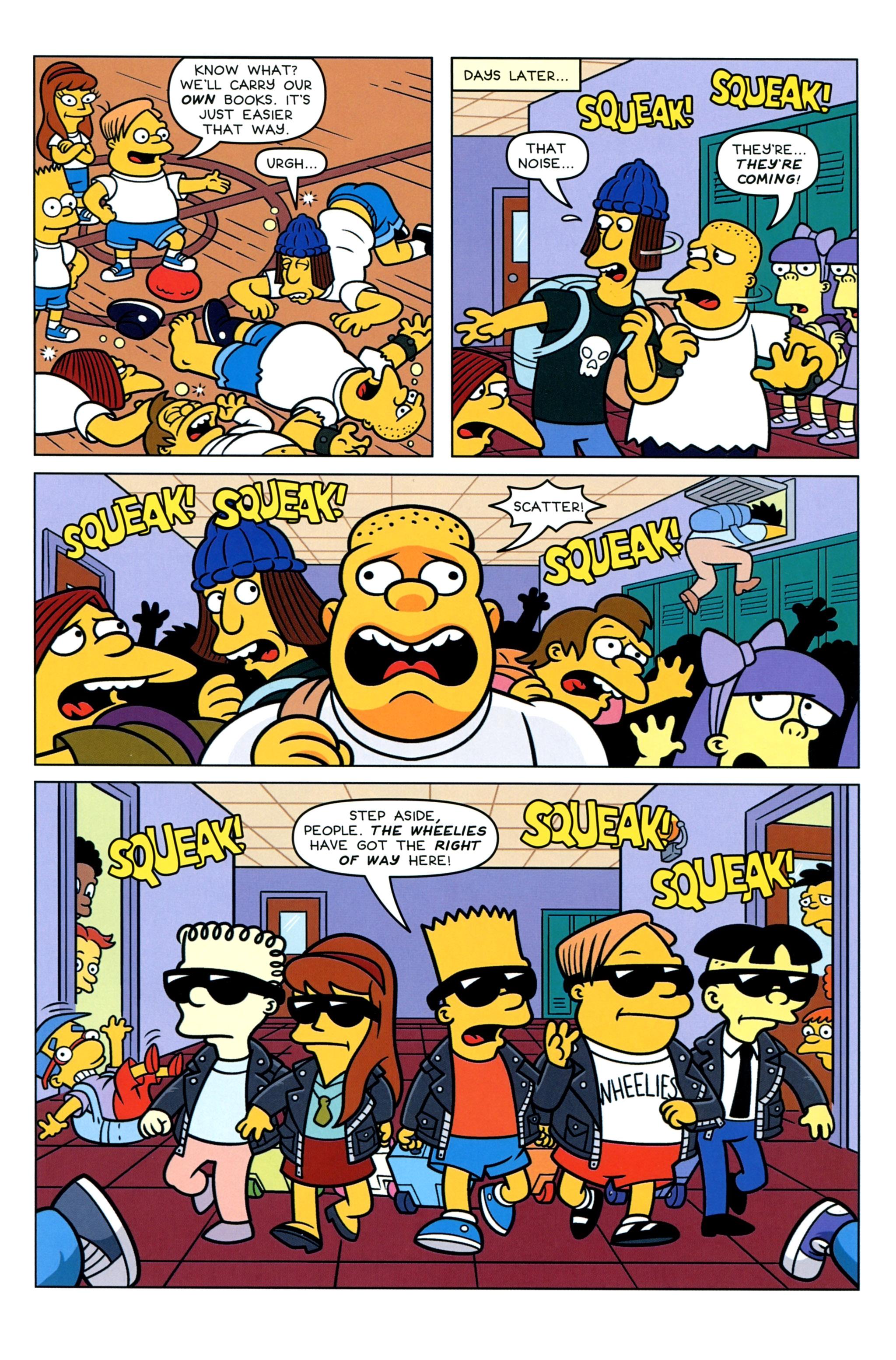 Read online Simpsons Comics Presents Bart Simpson comic -  Issue #92 - 9