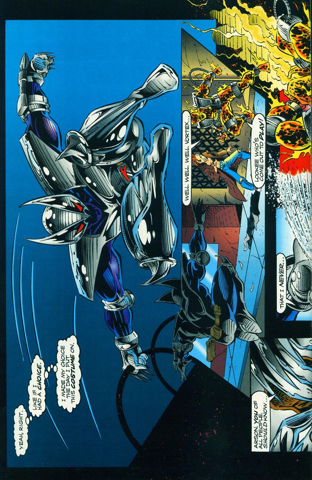 Read online ShadowHawk comic -  Issue #5 - 18
