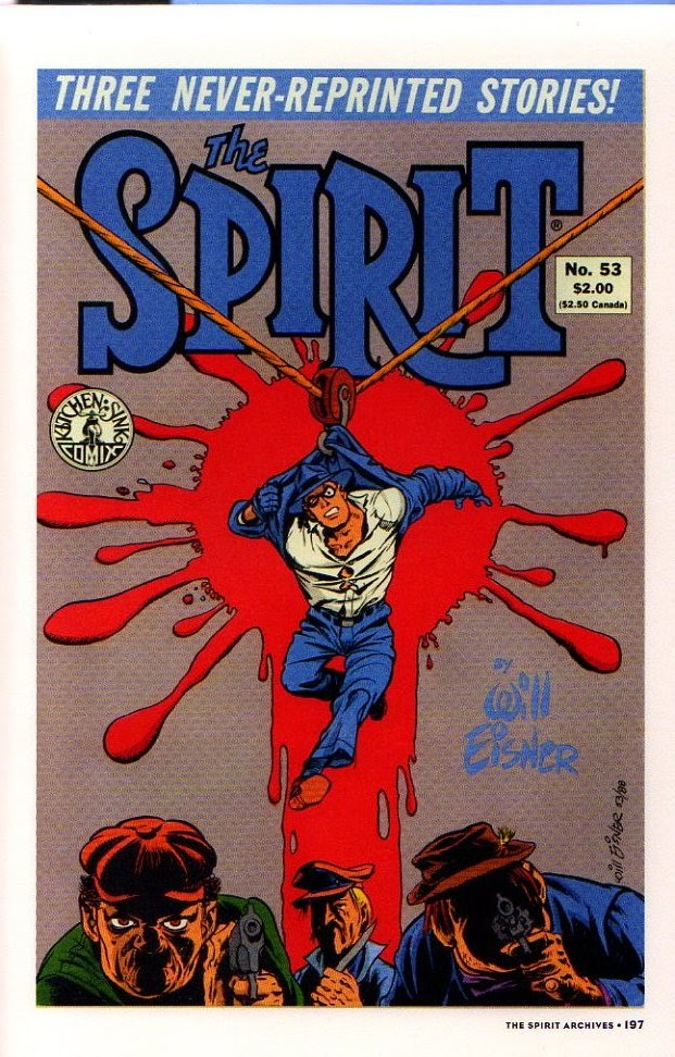 Read online Will Eisner's The Spirit Archives comic -  Issue # TPB 26 (Part 3) - 4