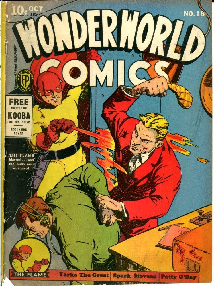 Wonderworld Comics issue 18 - Page 1