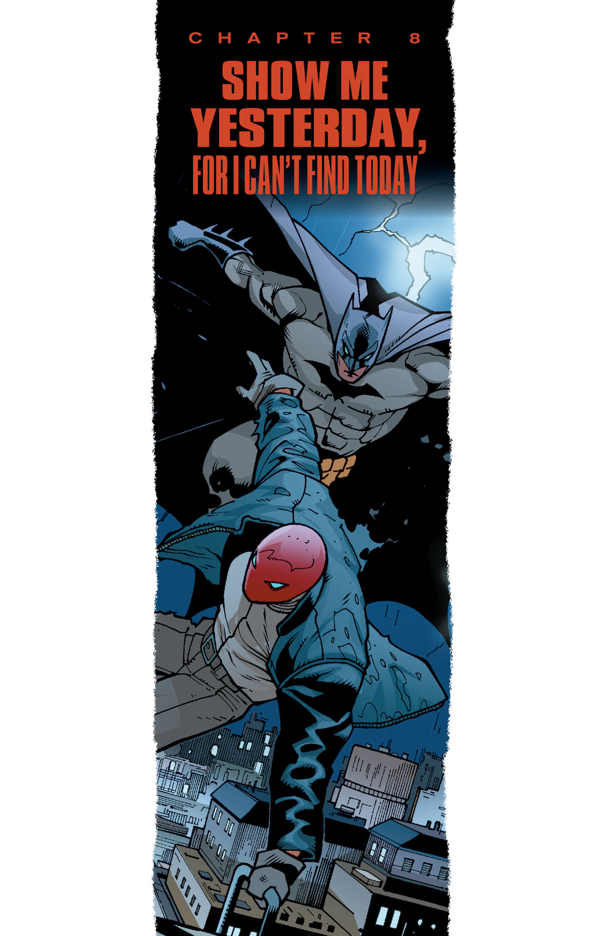 Read online Batman: Under The Red Hood comic -  Issue # Full - 175
