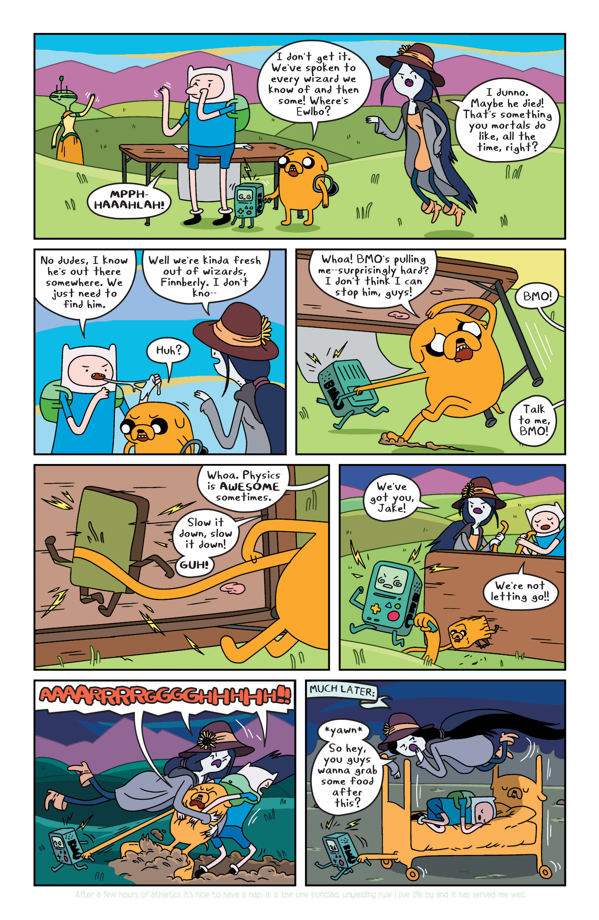 Adventure Time 12 Page 19