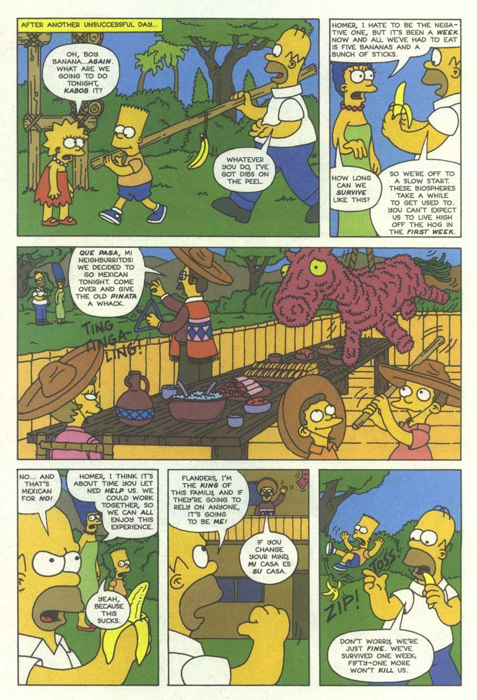Read online Simpsons Comics comic -  Issue #12 - 13