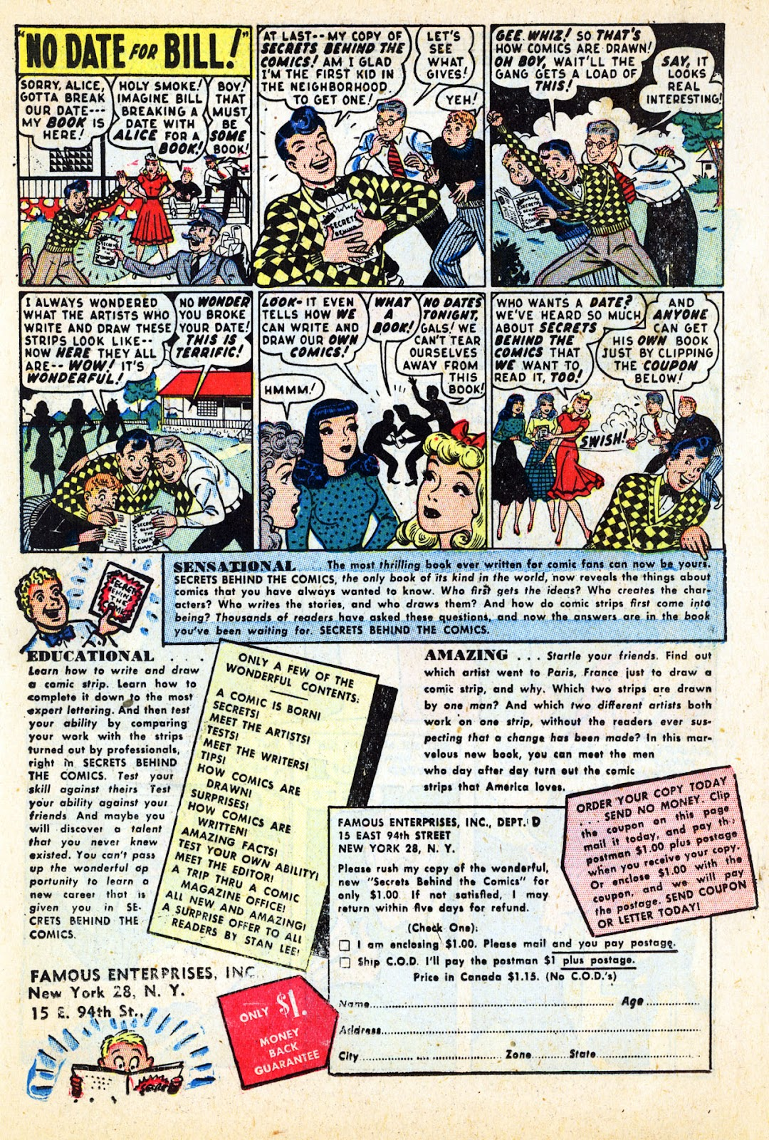 Georgie Comics (1945) issue 17 - Page 26