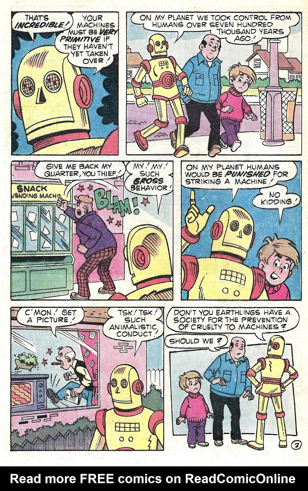 Read online Madhouse Comics comic -  Issue #116 - 4