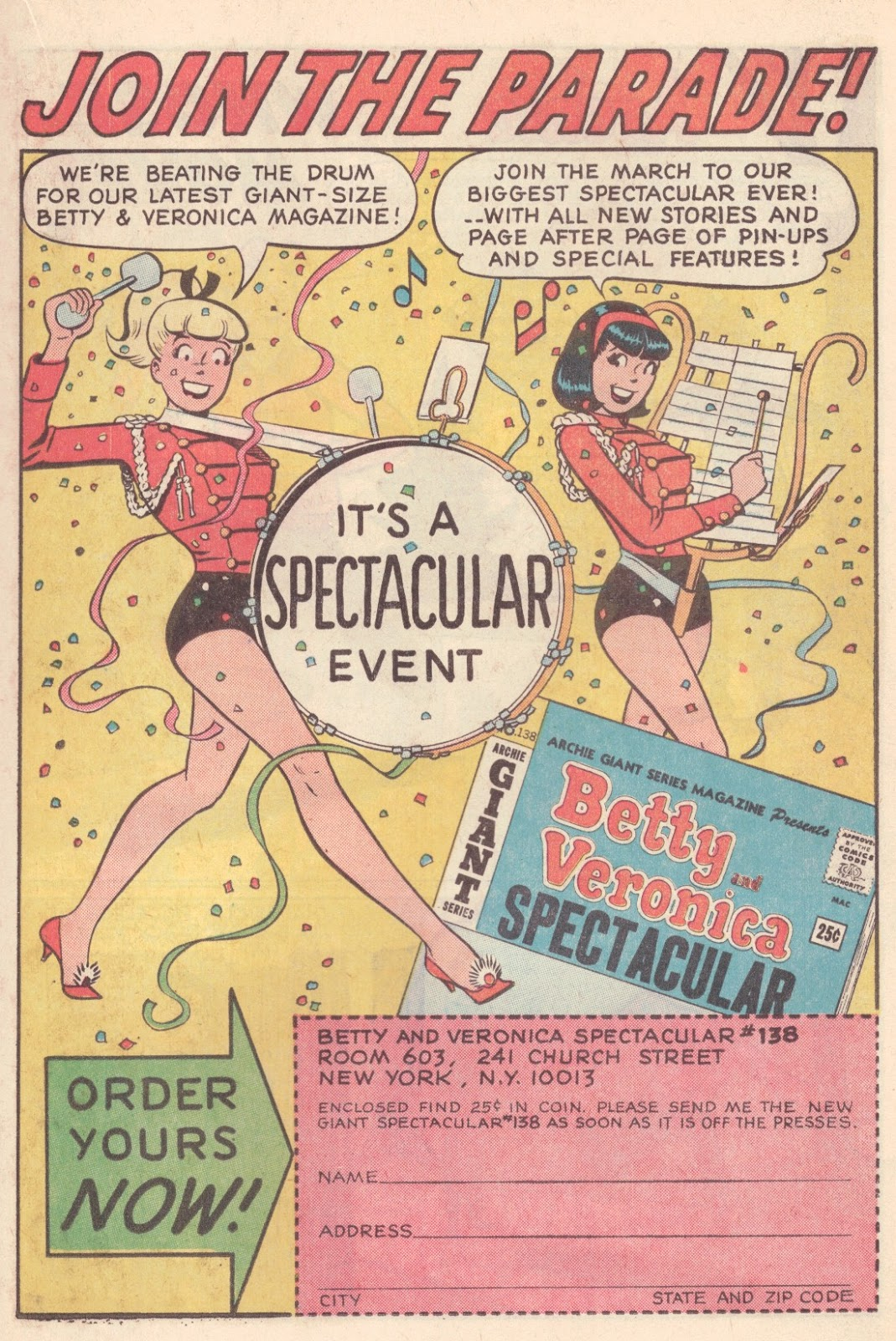 Read online Archie (1960) comic -  Issue #163 - 19