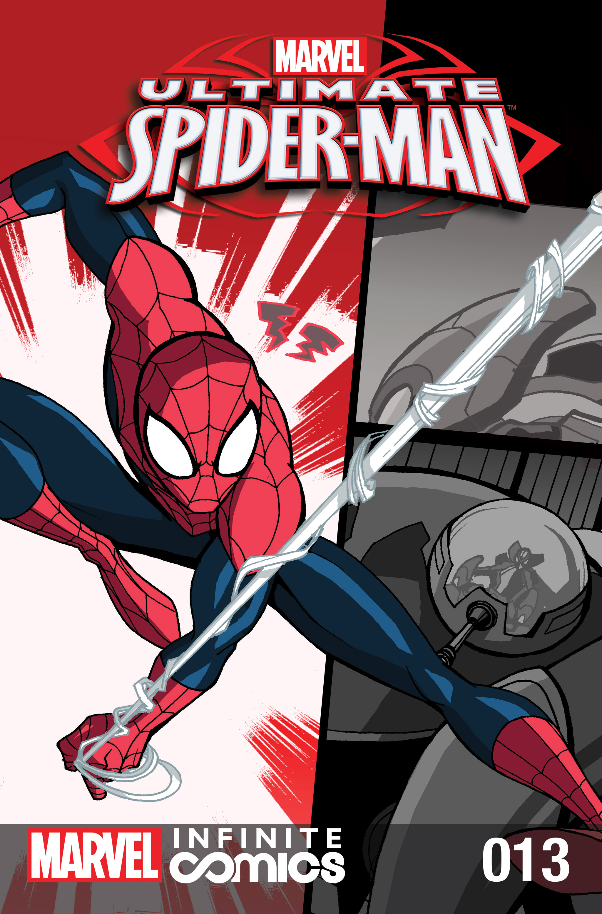 Read online Ultimate Spider-Man (Infinite Comics) (2015) comic -  Issue #13 - 1