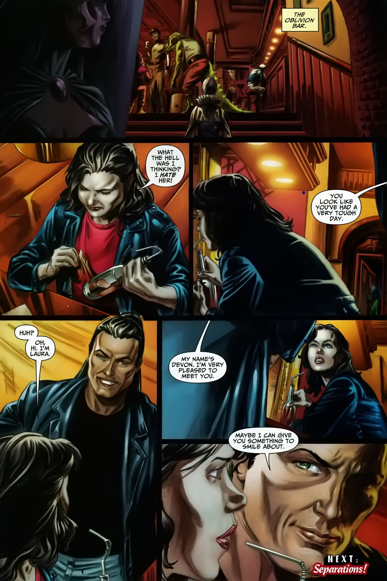 Read online Shadowpact comic -  Issue #17 - 23