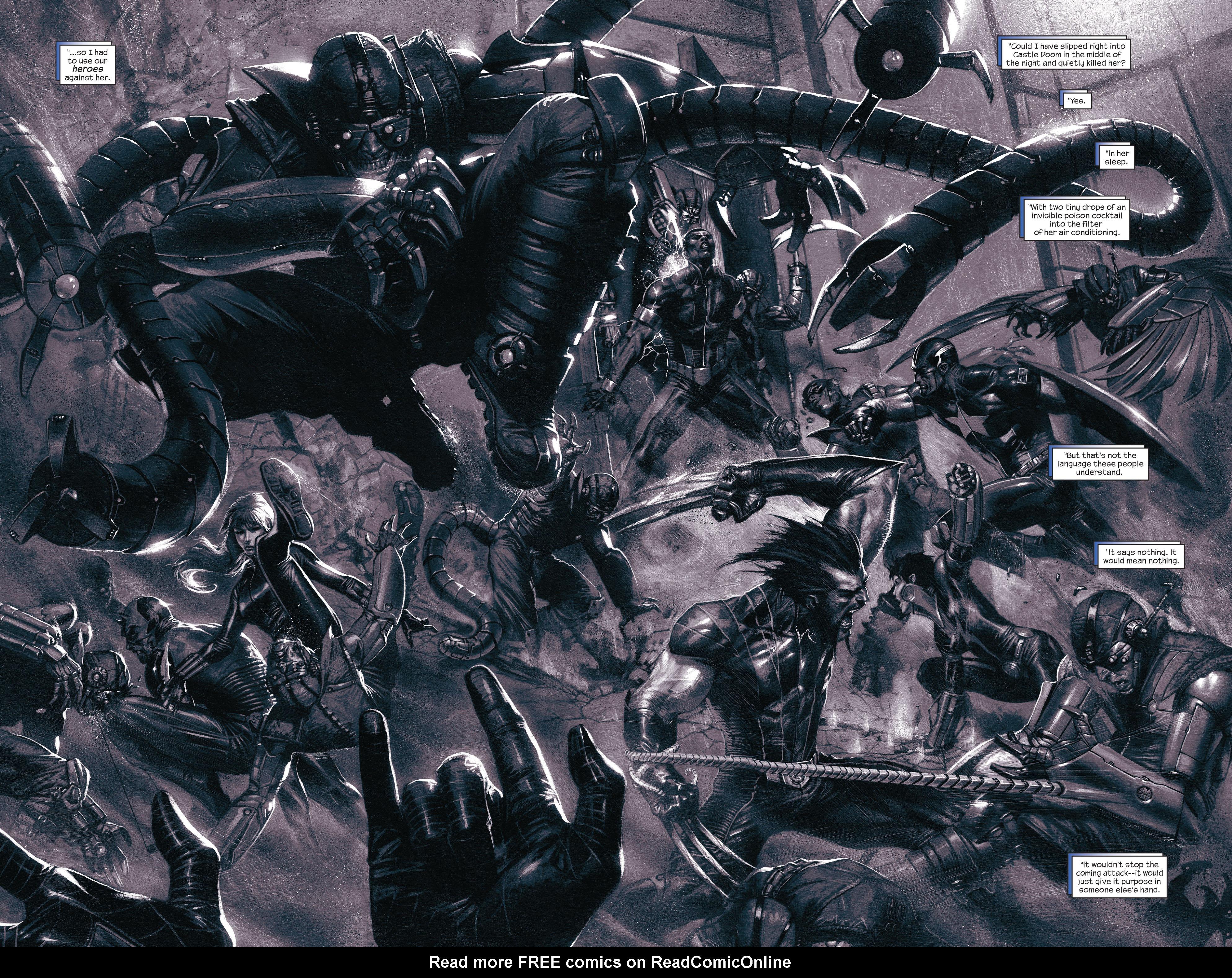 Read online Secret War comic -  Issue # Full - 109