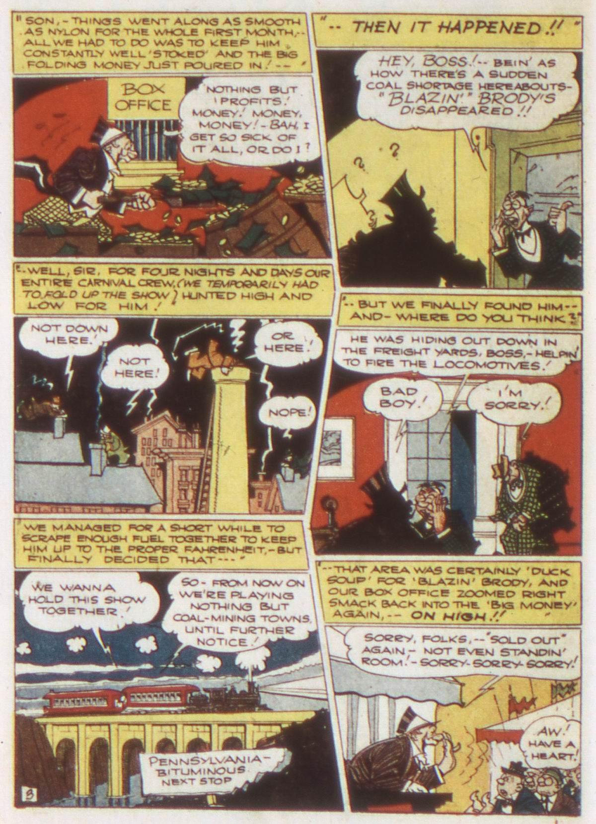 Read online Detective Comics (1937) comic -  Issue #87 - 26