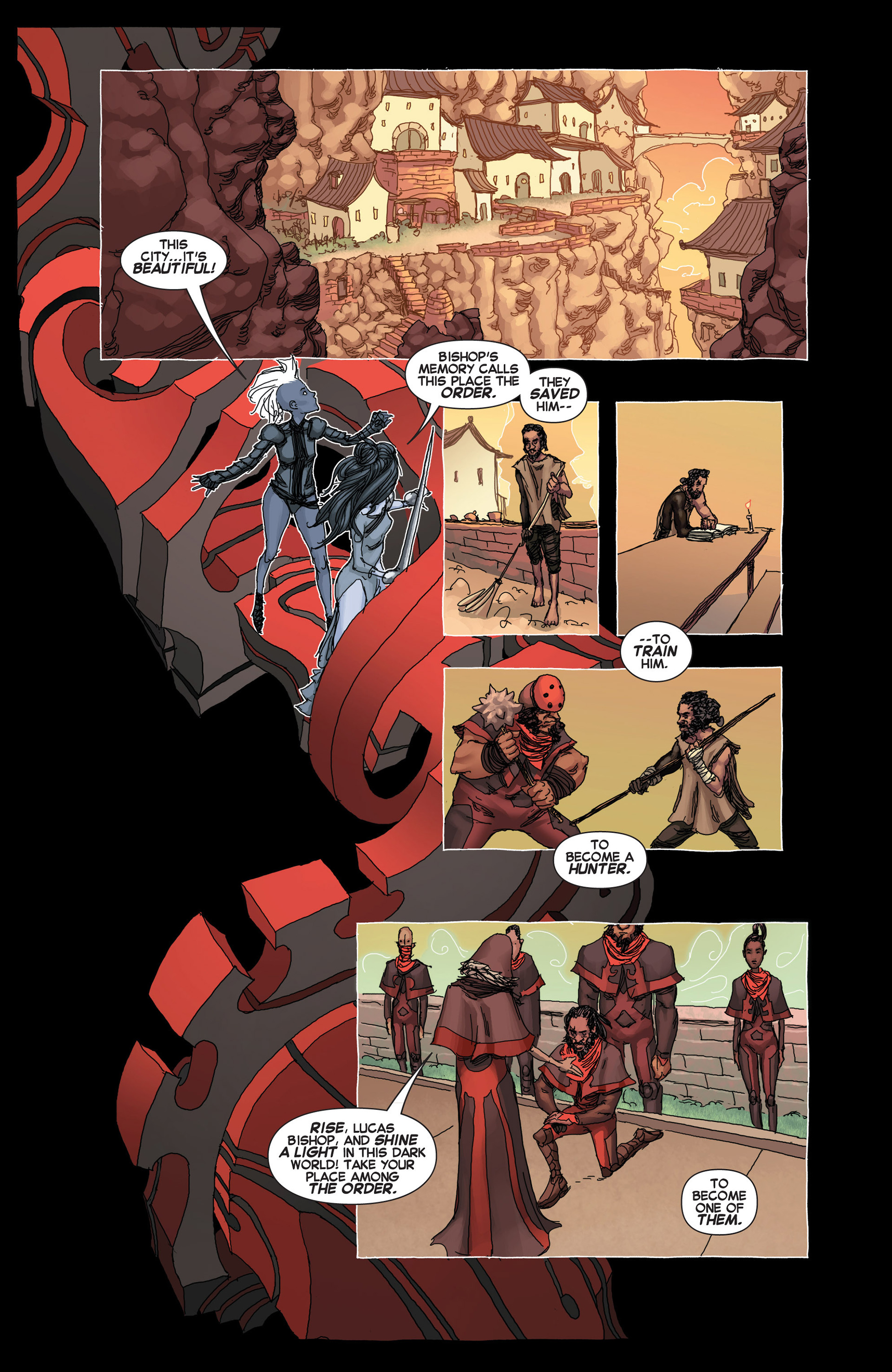 Read online Uncanny X-Force (2013) comic -  Issue #5 - 8