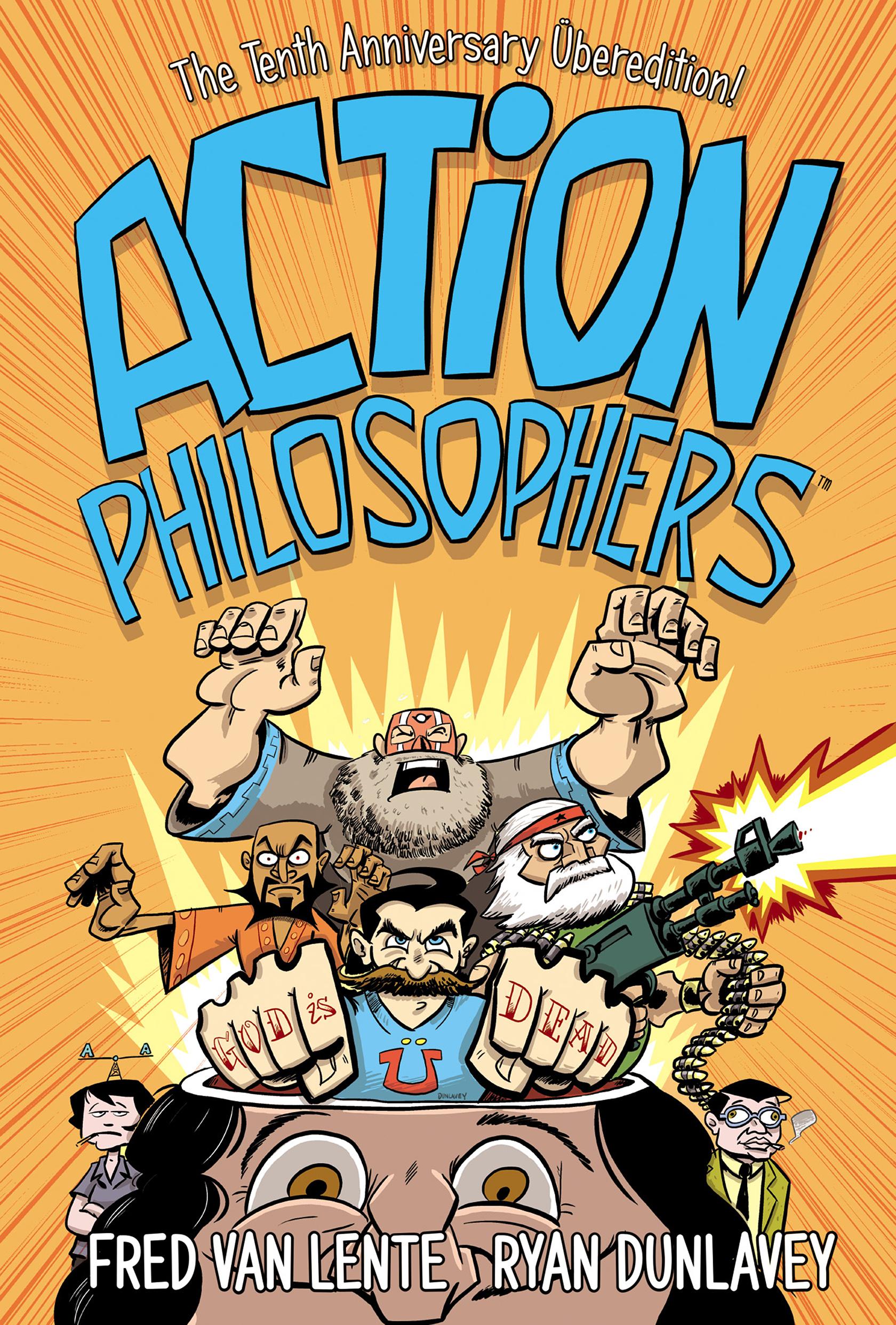 Read online Action Philosophers! comic -  Issue #Action Philosophers! TPB (Part 1) - 1