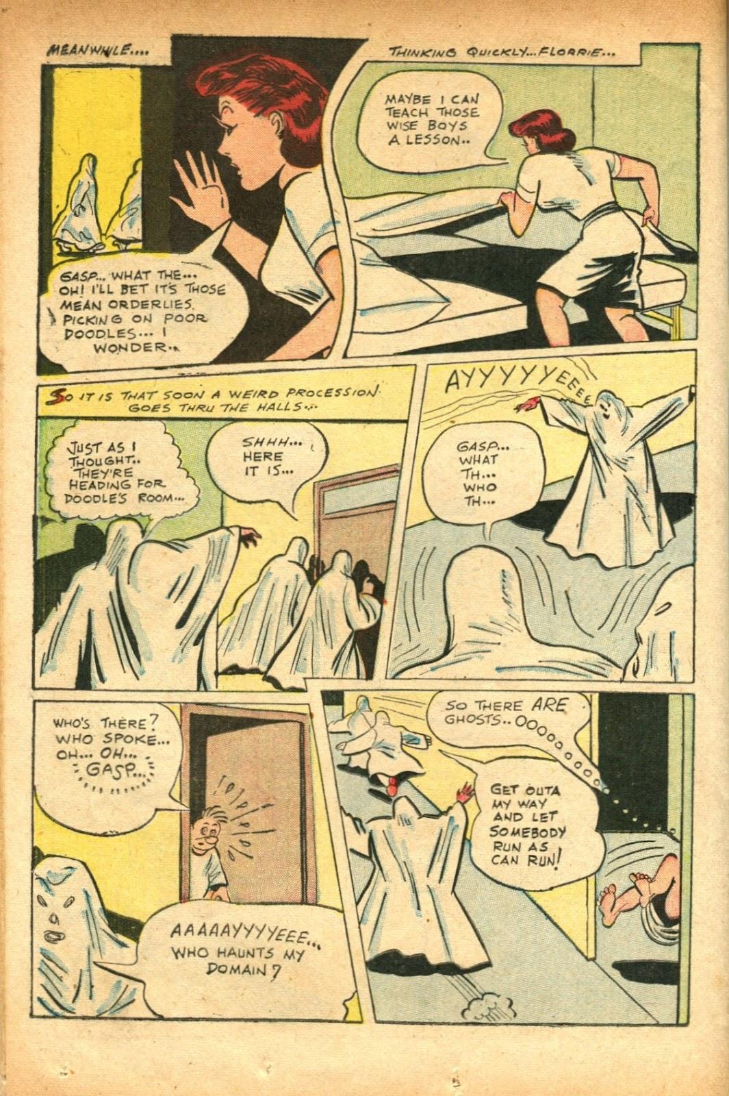 Read online Super-Magician Comics comic -  Issue #51 - 38