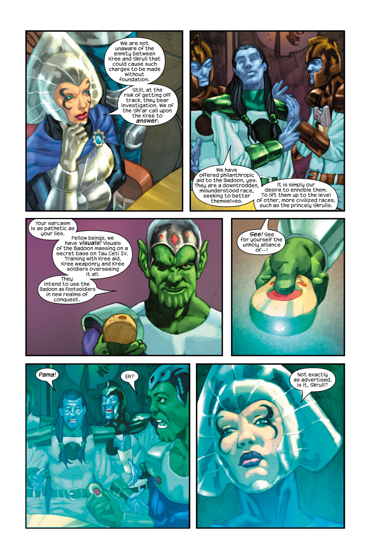 Captain Marvel (2002) Issue #15 #15 - English 5