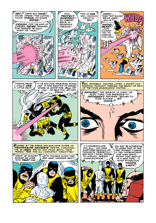 Uncanny X-Men (1963) -1 Page 7