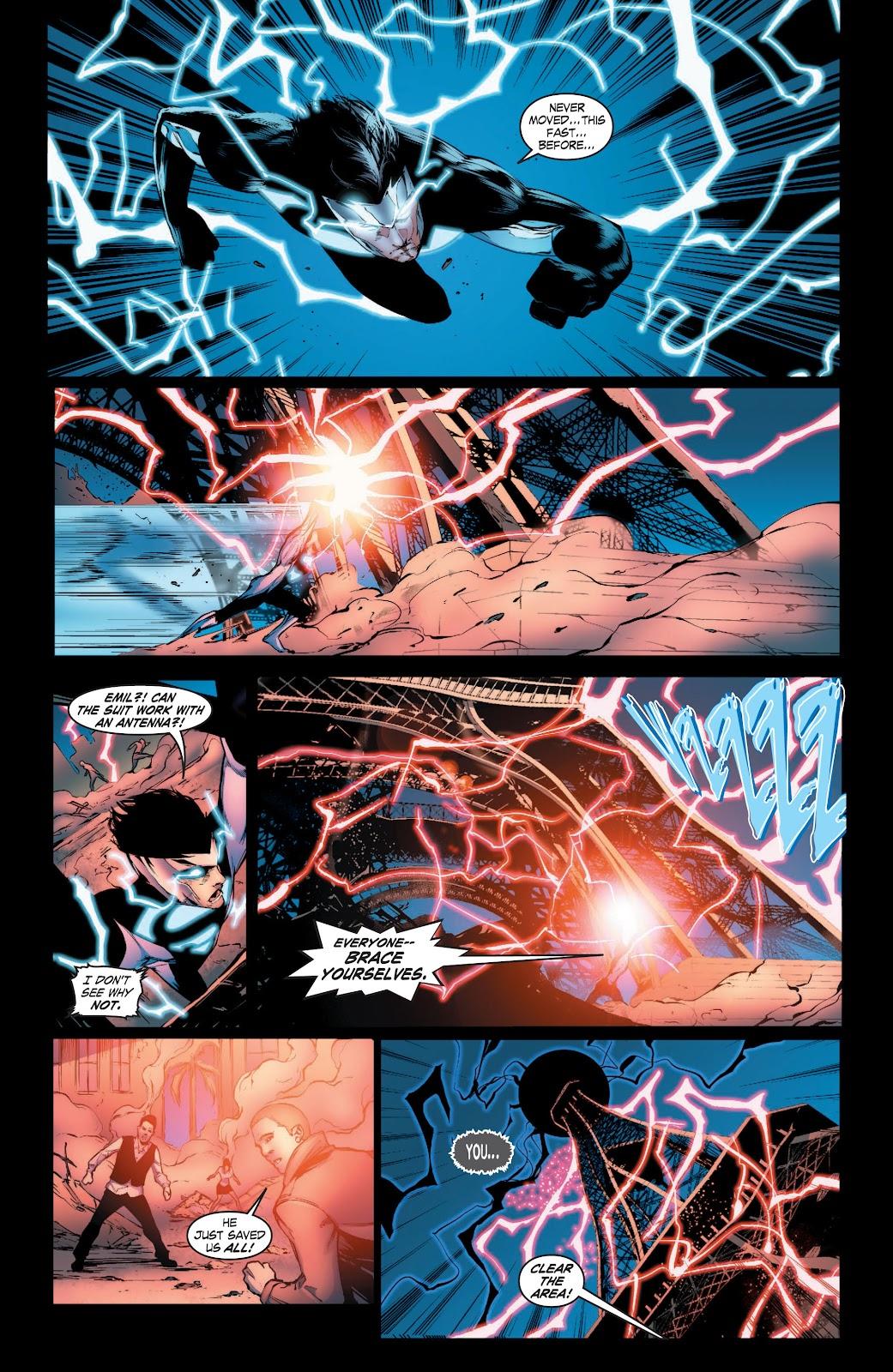 Read online Smallville Season 11 [II] comic -  Issue # TPB 3 - 97