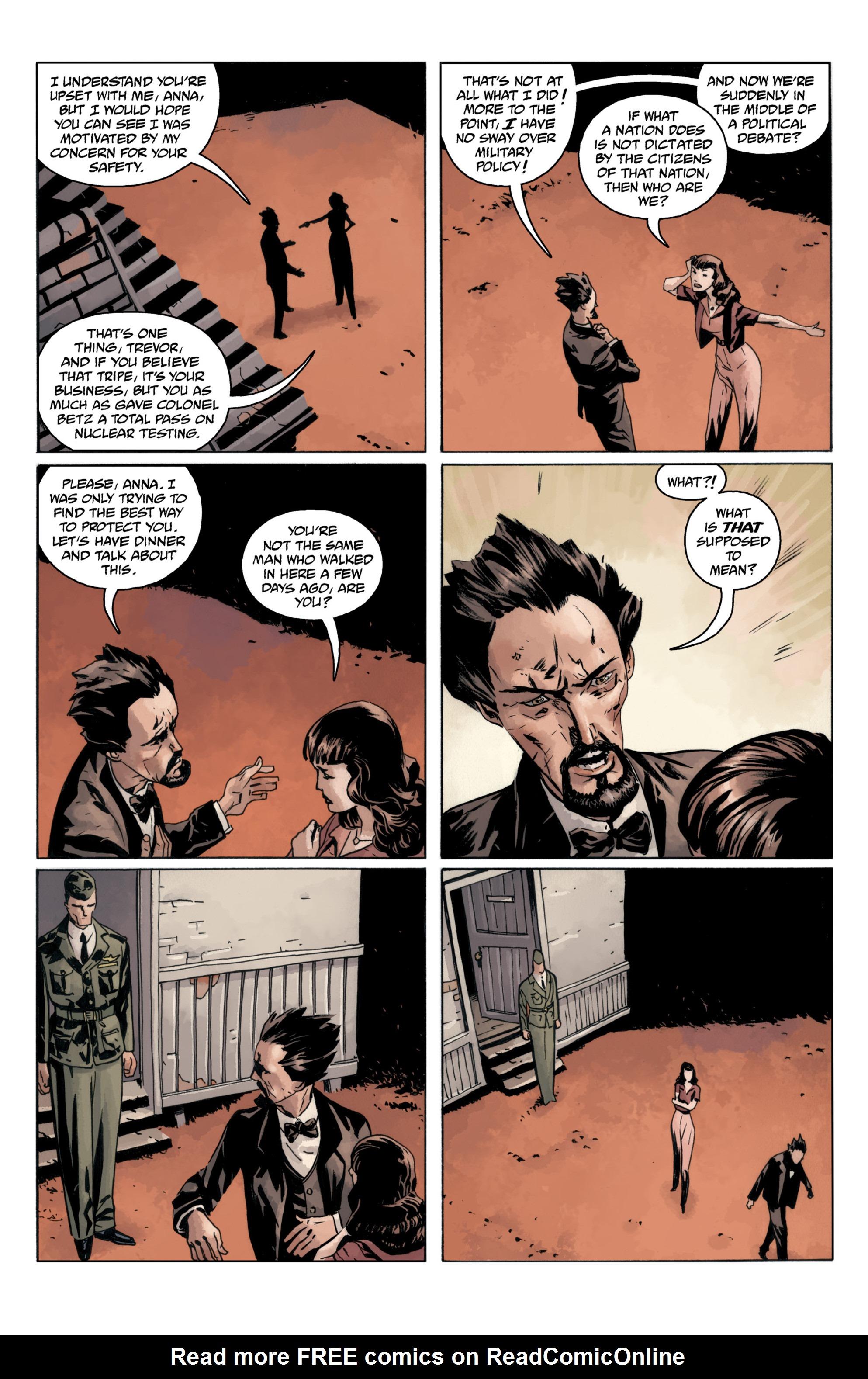 Read online B.P.R.D.: 1948 comic -  Issue # TPB - 93