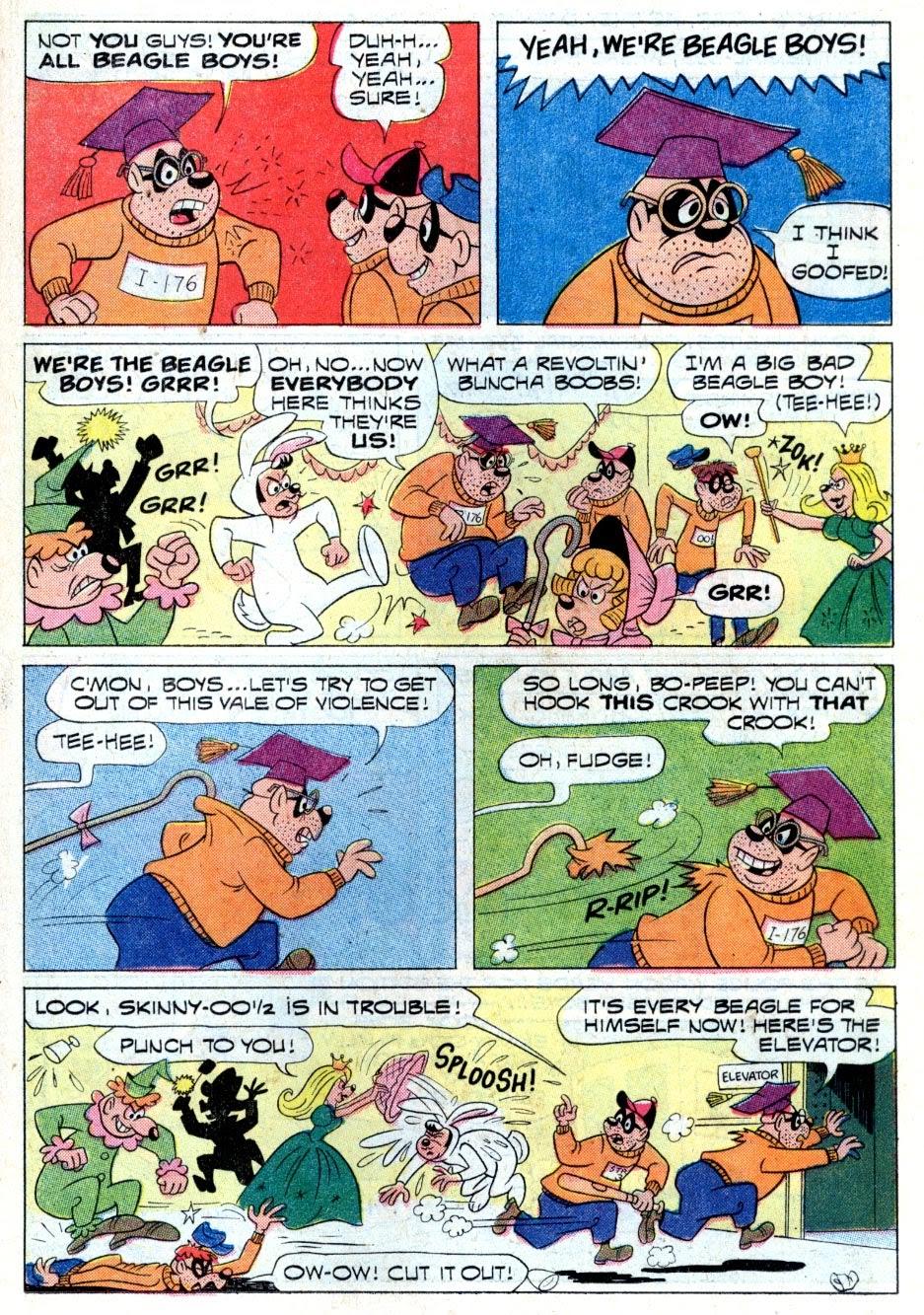 Walt Disney THE BEAGLE BOYS issue 15 - Page 15