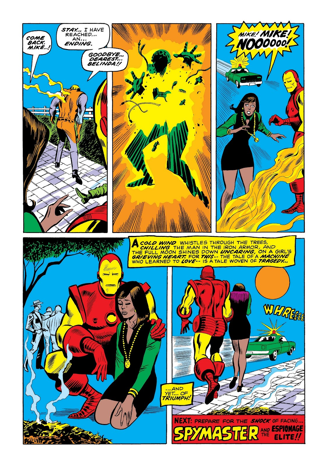 Read online Marvel Masterworks: The Invincible Iron Man comic -  Issue # TPB 7 (Part 2) - 48