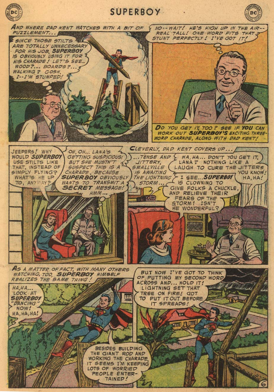 Superboy (1949) issue 45 - Page 15