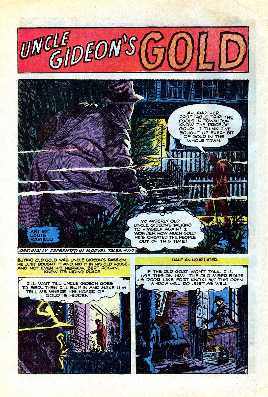 Chamber of Chills (1972) issue 10 - Page 24