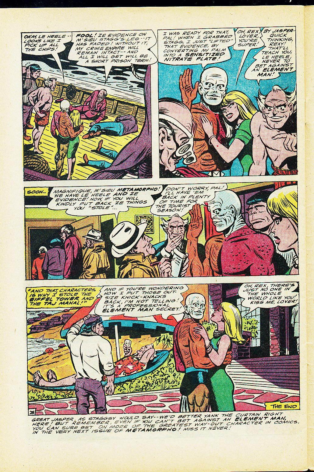 Metamorpho (1965) issue 6 - Page 32