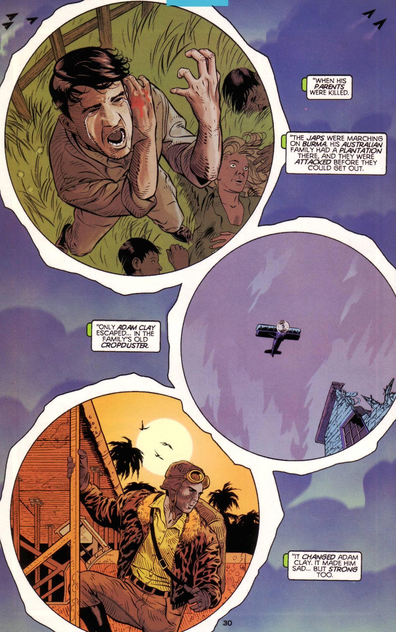Read online Tangent Comics/ Green Lantern comic -  Issue # Full - 31