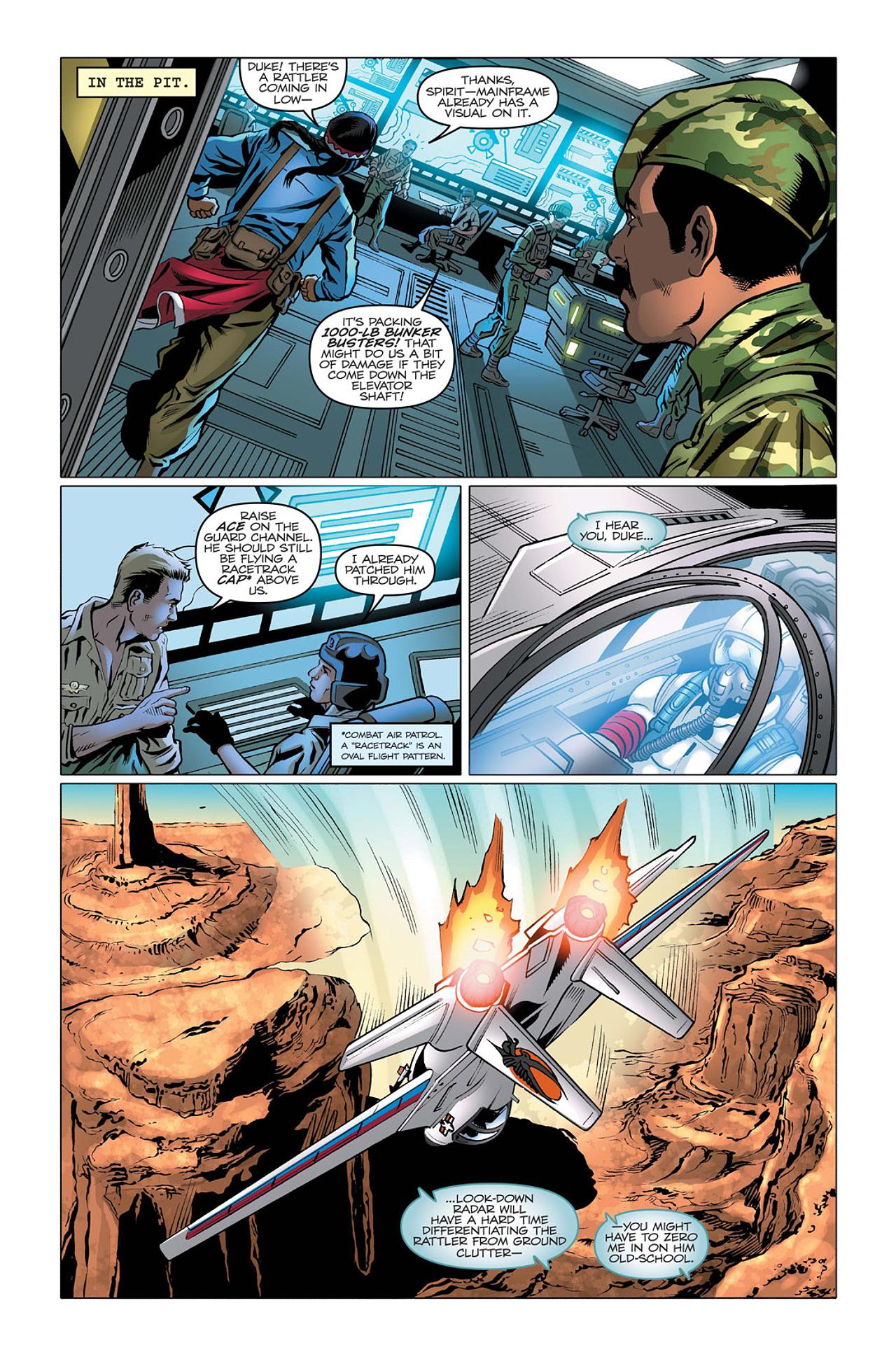 G.I. Joe: A Real American Hero 165 Page 7