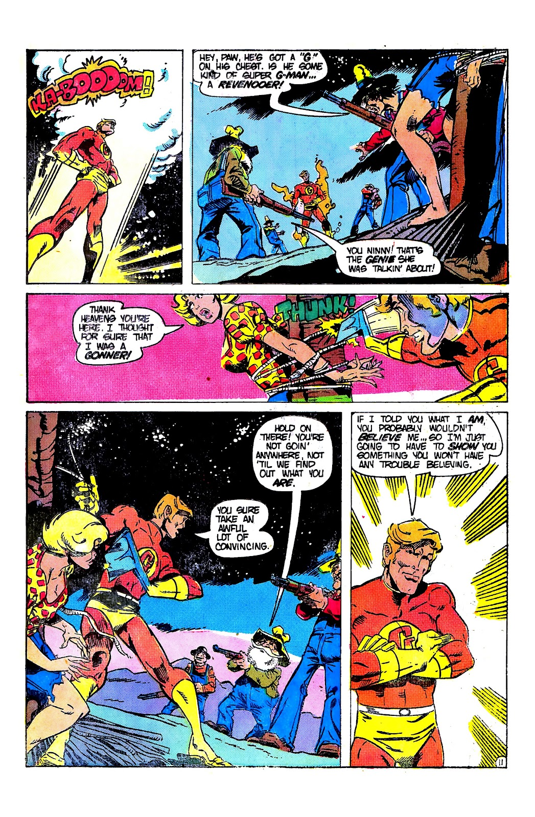 E-Man (1973) issue 10 - Page 12