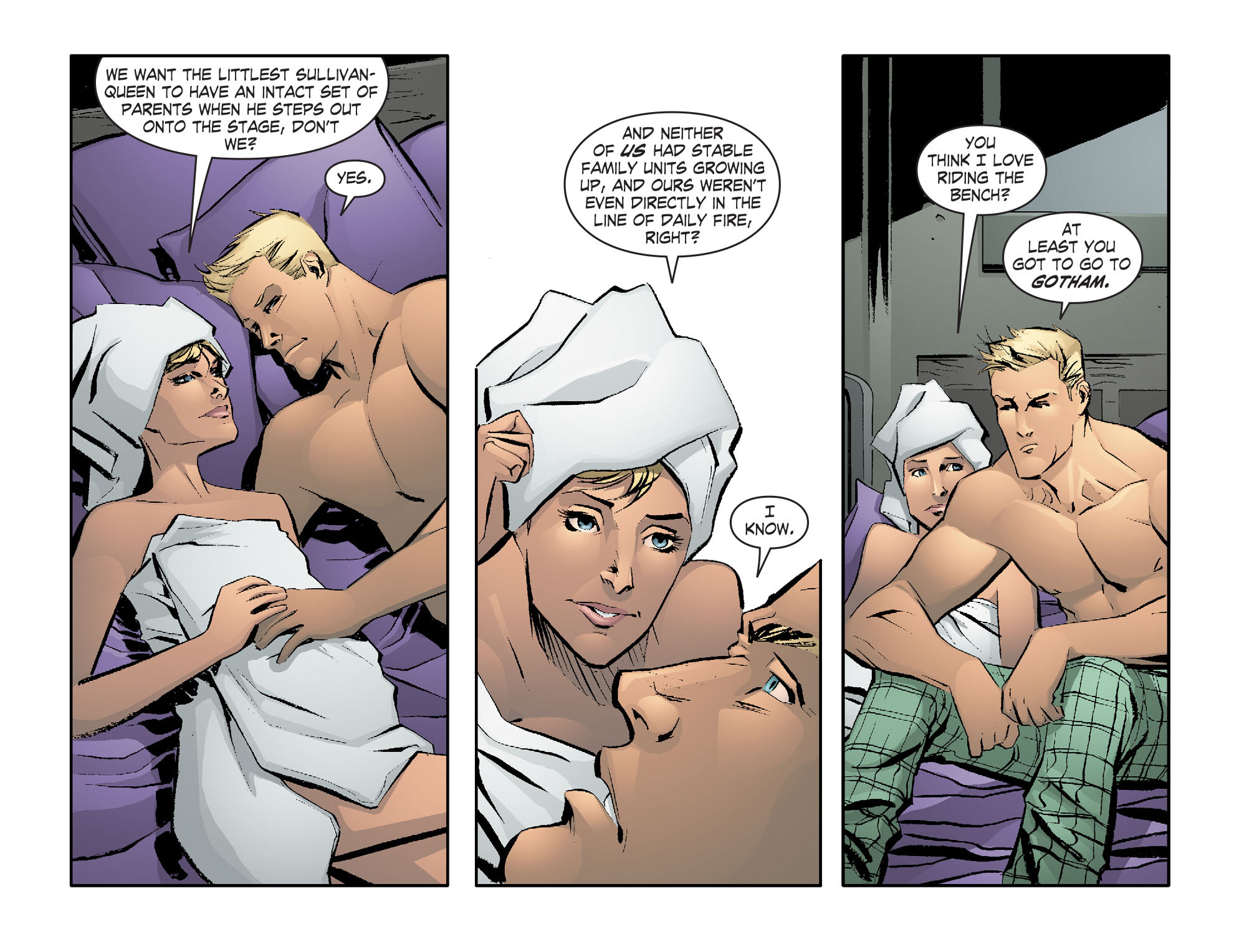 Read online Smallville: Lantern [I] comic -  Issue #1 - 13