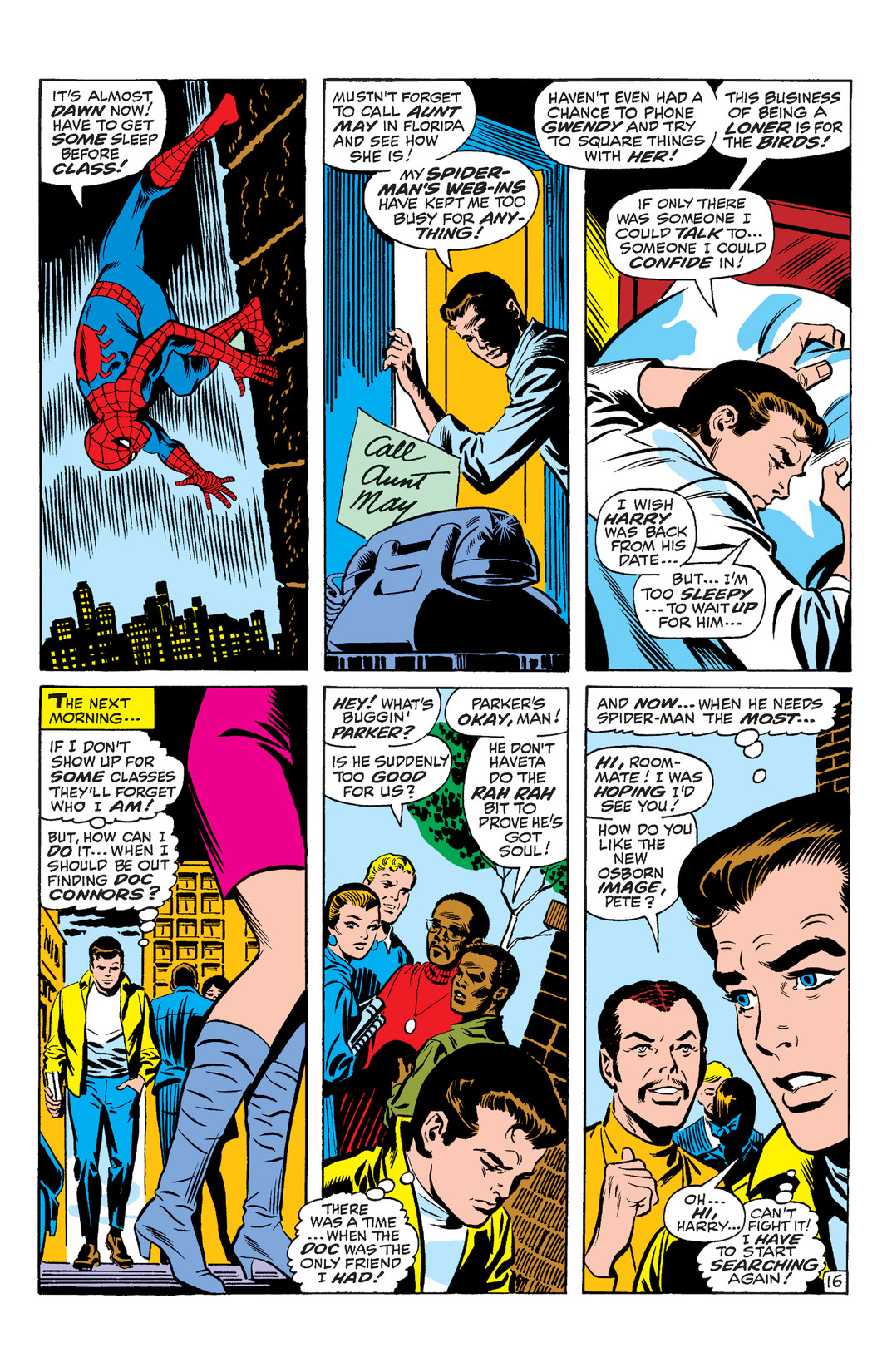 The Amazing Spider-Man (1963) 74 Page 16