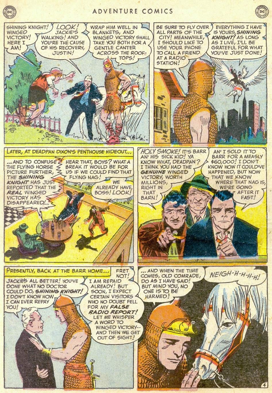 Read online Adventure Comics (1938) comic -  Issue #161 - 20