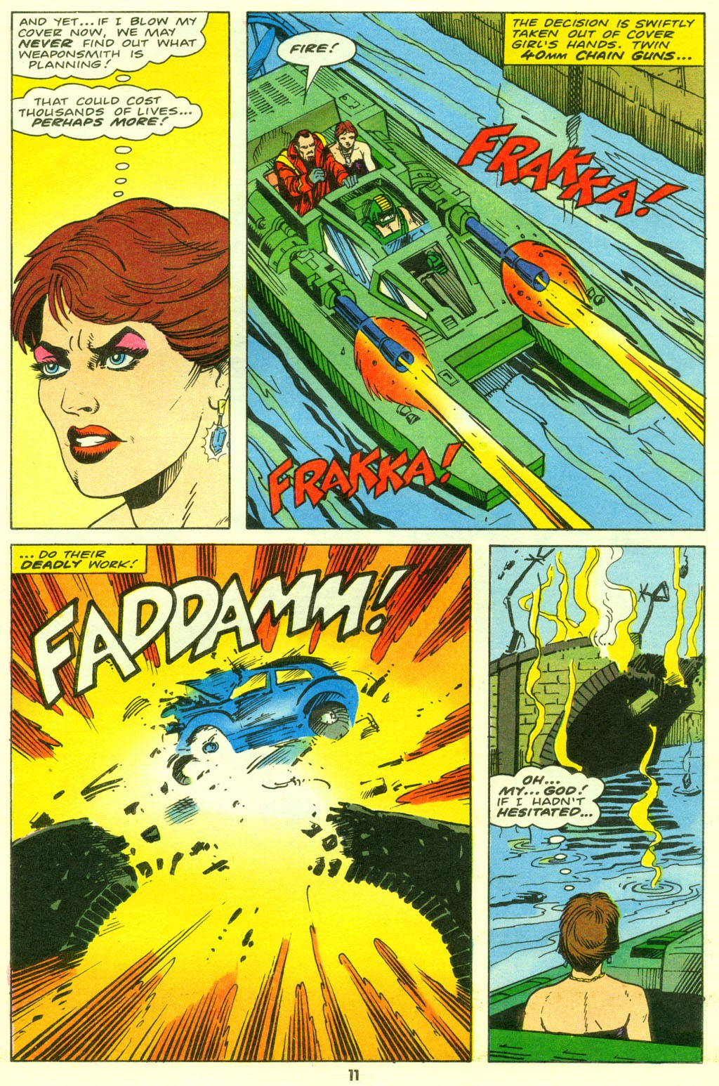 G.I. Joe European Missions issue 9 - Page 12
