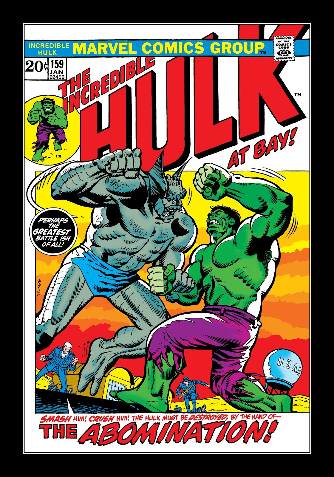 Read online Marvel Masterworks: The Incredible Hulk comic -  Issue # TPB 9 (Part 1) - 51