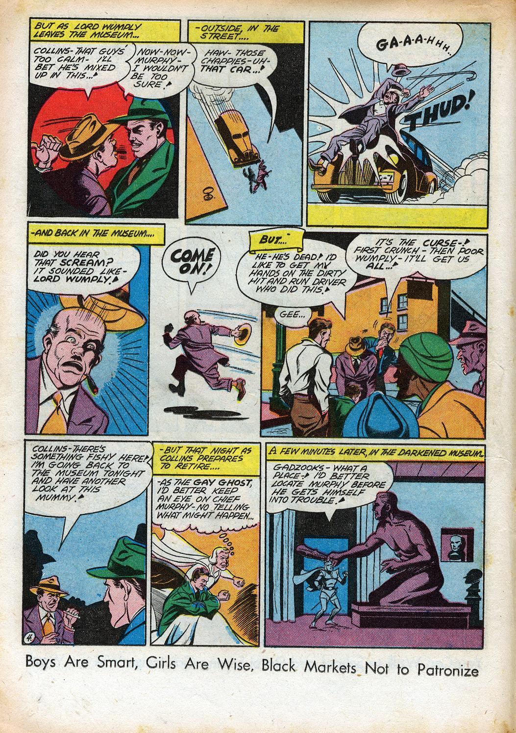 Read online Sensation (Mystery) Comics comic -  Issue #33 - 26